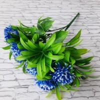 Букет с соцветиями (синий) 1 шт - Все для мыла ручной работы - интернет-магазин Blesk-ekb.ru, Екатеринбург