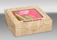 Коробочка для мыла Стиль 10*8*3 см 1 шт - Все для мыла ручной работы - интернет-магазин Blesk-ekb.ru, Екатеринбург
