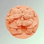 Силиконовая форма Мишки №2 2D 1 шт - Все для мыла ручной работы - интернет-магазин Blesk-ekb.ru, Екатеринбург