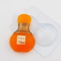 Пластиковая форма Парфюм 1 шт - Все для мыла ручной работы - интернет-магазин Blesk-ekb.ru, Екатеринбург