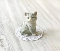 Силиконовая форма Кот 3D 1 шт - Все для мыла ручной работы - интернет-магазин Blesk-ekb.ru, Екатеринбург