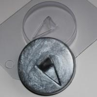 Пластиковая форма Кнопка 1 шт - Все для мыла ручной работы - интернет-магазин Blesk-ekb.ru, Екатеринбург