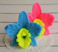 Силиконовая форма  Орхидея 3D 1шт  - Все для мыла ручной работы - интернет-магазин Blesk-ekb.ru, Екатеринбург
