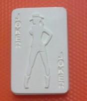Пластиковая форма Джокер 1 шт - Все для мыла ручной работы - интернет-магазин Blesk-ekb.ru, Екатеринбург