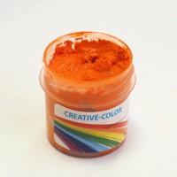 Пастообразный краситель  Оранжевый прозрачный  15 мл - Все для мыла ручной работы - интернет-магазин Blesk-ekb.ru, Екатеринбург