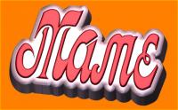 Пластиковая форма Слово МАМЕ  1 шт - Все для мыла ручной работы - интернет-магазин Blesk-ekb.ru, Екатеринбург
