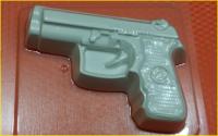 Пластиковая форма Пистолет БП 1 шт - Все для мыла ручной работы - интернет-магазин Blesk-ekb.ru, Екатеринбург