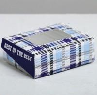 Коробочка с окошком Best of the best 1 шт  - Все для мыла ручной работы - интернет-магазин Blesk-ekb.ru, Екатеринбург