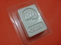 Пластиковая форма Большая сила 1 шт - Все для мыла ручной работы - интернет-магазин Blesk-ekb.ru, Екатеринбург