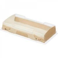 Эко-коробка с крышкой 20*10*4 1 шт - Все для мыла ручной работы - интернет-магазин Blesk-ekb.ru, Екатеринбург