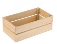 Ящик кашпо деревянный 24,5*13,5*9 - Все для мыла ручной работы - интернет-магазин Blesk-ekb.ru, Екатеринбург
