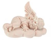Ангел на облаке 3D 1 шт - Все для мыла ручной работы - интернет-магазин Blesk-ekb.ru, Екатеринбург